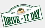 Photo of Drive it Day Run Plate