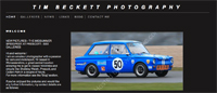 Link to Tim Beckett Photography - Opens in new page