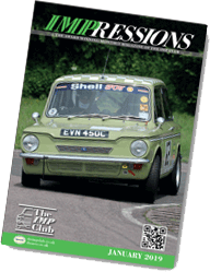 Impressions Front Cover