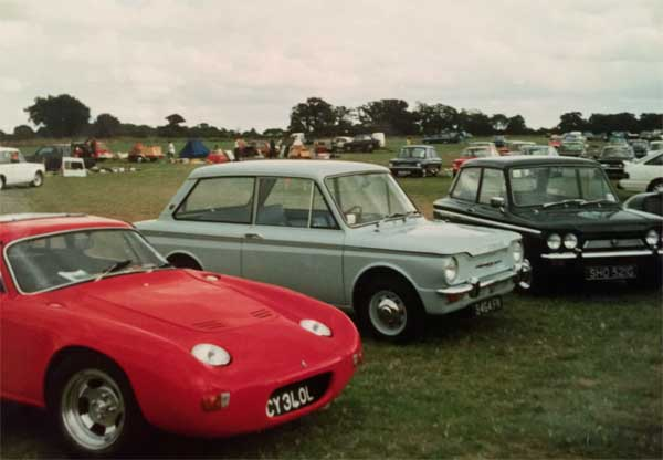 Rootes class winner in line-up