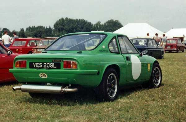 Green Ginetta