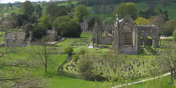 Photo of Bolton Abbey