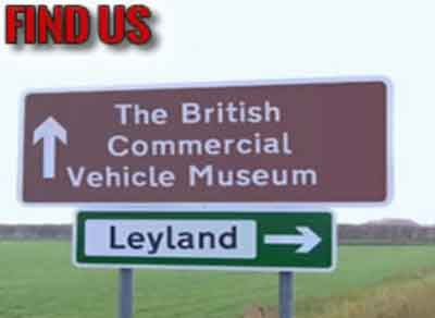 Photo of Leyland sign