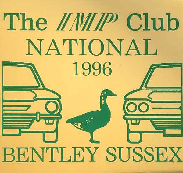Metal Bentley Plaque